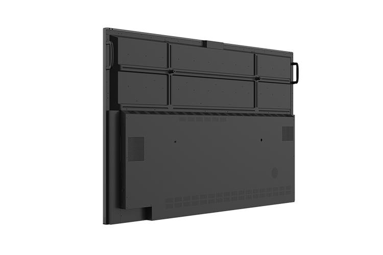 Clevertouch UX Pro zijkant