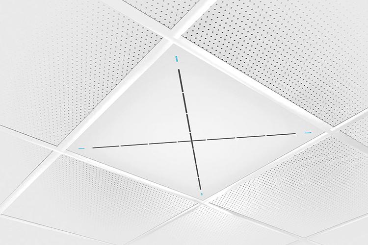 Sennheiser TeamConnect Ceiling 2 plafond 2