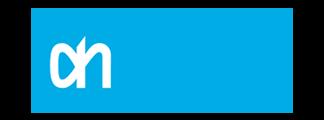 Albert Heijn logo Backstage AV