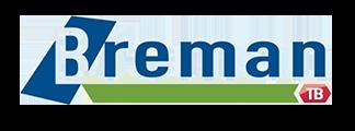 Breman logo Backstage AV